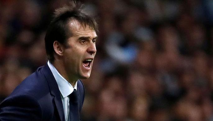 Новый главный тренер «Реала» Хулен Лопетеги