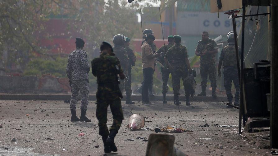 О девятом взрыве на Шри-Ланке сообщили СМИ