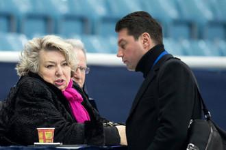 Татьяна Тарасова и Николай Морозов