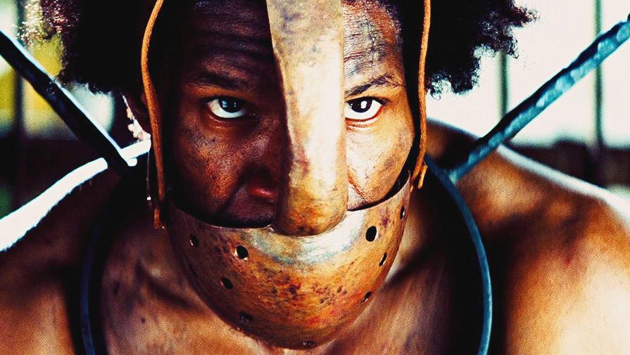 Рабство негров в cif
