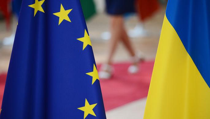 Одни проблемы: что мешает Украине попасть в ЕС