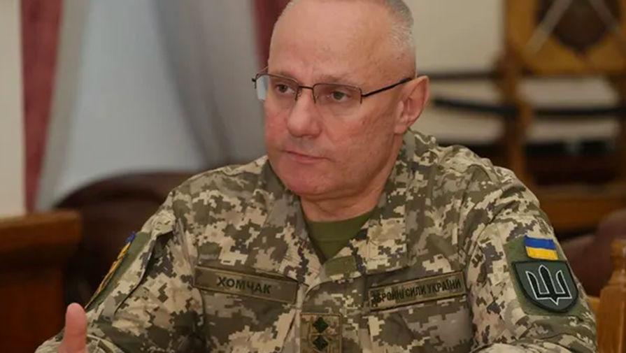 Главком ВСУ Руслан Хомчак