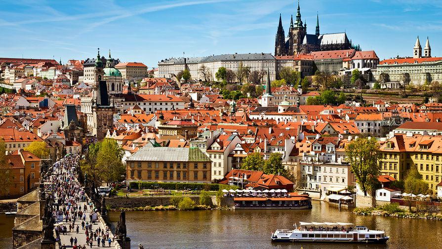 Страны Вышеградской группы поддержали Чехию