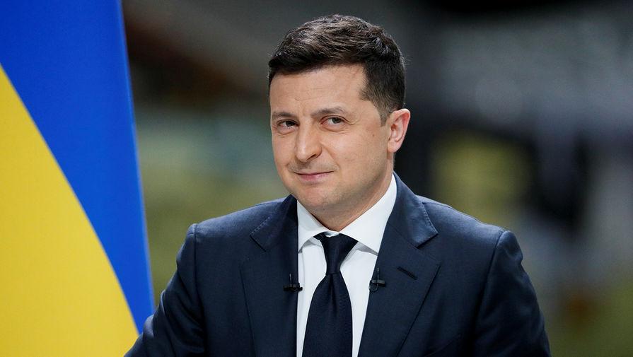 Зеленский подписал заявление о партнерстве Украины с США в сфере ядерной энергетики