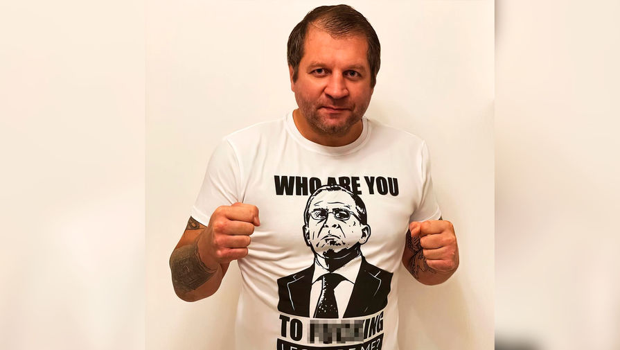 Дацик - о Емельяненко: лучше быть бойцом, чем алкашом и насильником