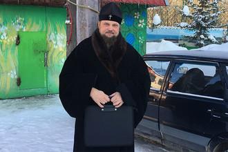 Епископ Питирим Волочков, фотография с личной страницы