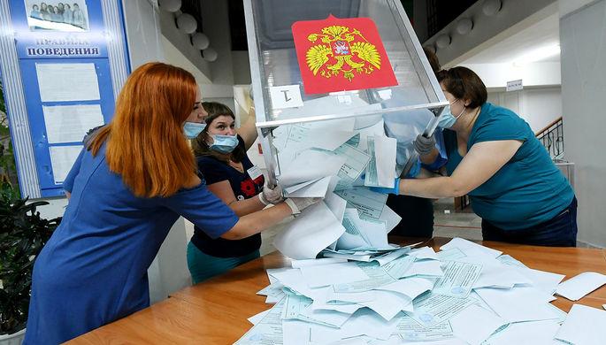 «Людям понравилось»: закон о трехдневном голосовании прошел Думу