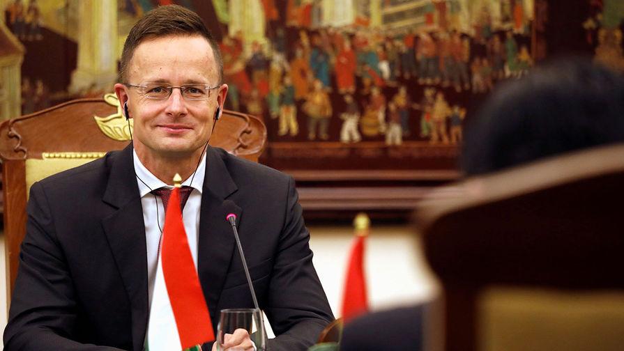 """Глава РњР�Р"""" Венгрии заявил, что страна РЅРµ уступит Еврокомиссии РїРѕРІРѕРїСЂРѕСЃСѓ прав ЛГБТ"""