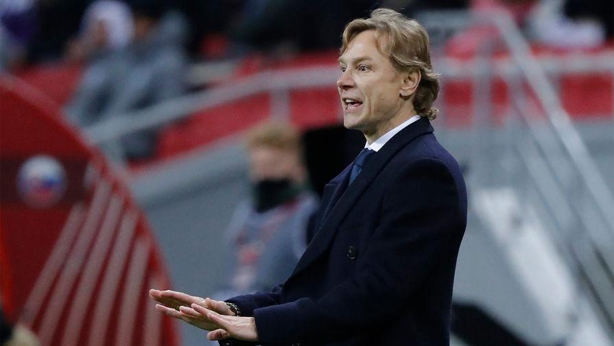 Карпин: я больше доволен игрой со Словенией, чем матчем в Казани