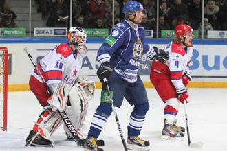 Илья Брызгалов провел очень хороший матч