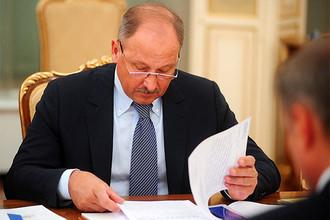 Председатель Внешэкономбанка Владимир Дмитриев