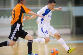Фернандиньо- один из героев стартового матча элитного раунда Кубка УЕФА «Динамо»- «Слов-Матик» (7:1)