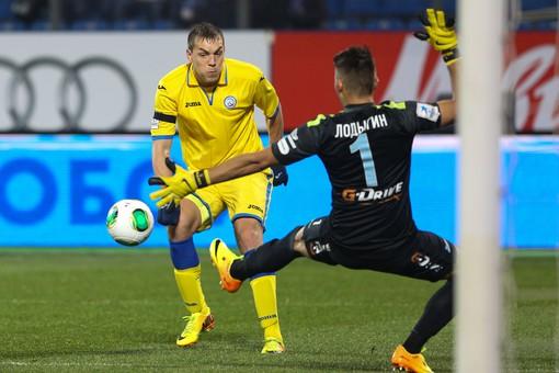 «Зенит» всухую уступил «Ростову» в 17-м туре чемпионата России.