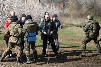 Столкновения у аэродрома под Краматорском, 15 апреля