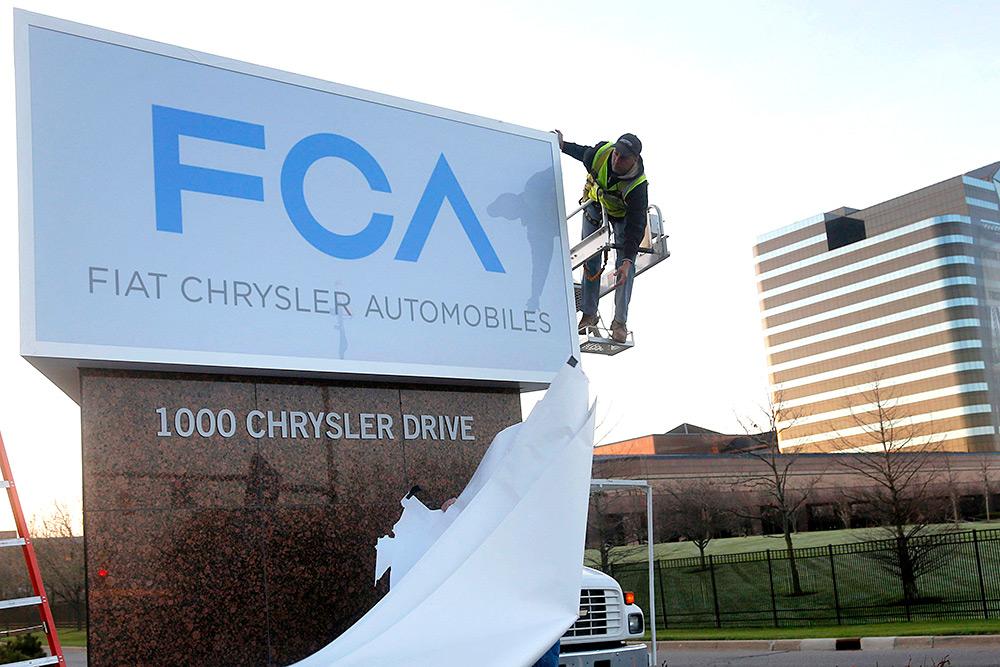 Fiat Chrysler и Renault ведут переговоры о слиянии, пишут СМИ