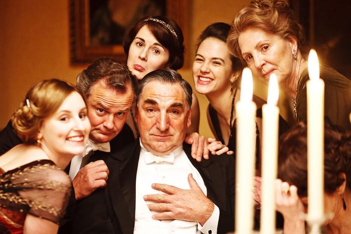 «Аббатство Даунтон» (Downton Abbey) — «лучший драматический сериал»