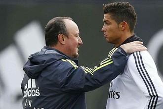 Рафаэль Бенитес остался на посту главного тренера «Реала»