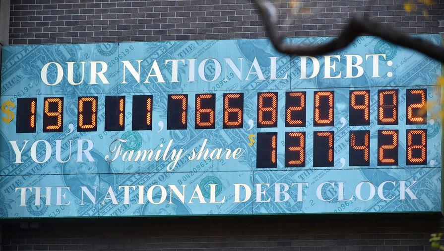 Бюджет США трещит по швам: обслуживание госдолга стоит американцам $1.5 млрд в день