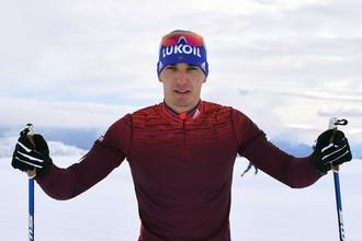Отстраненный от Олимпийских игр российский лыжник Евгений Белов