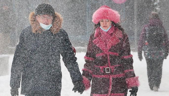 «Мороз и солнце»: ученый назвала «плохую» погоду для COVID-19