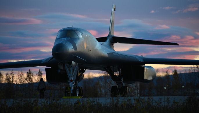 Учения в новых условиях: бомбардировщики США прилетели в Норвегию