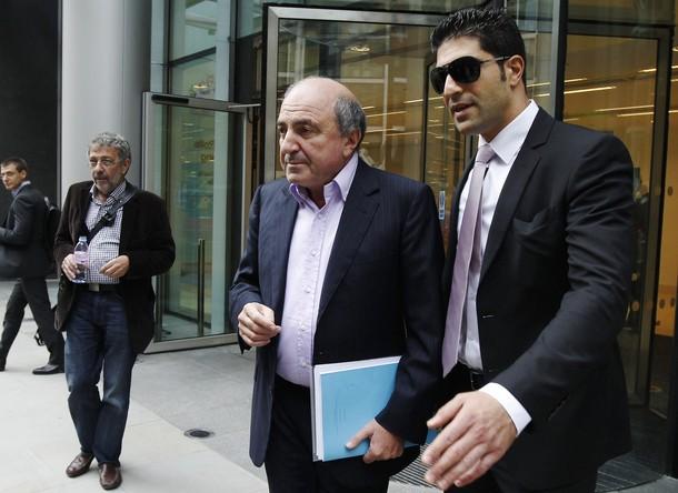 Борис Березовский выступил на заседании Высокого суда в Лондоне