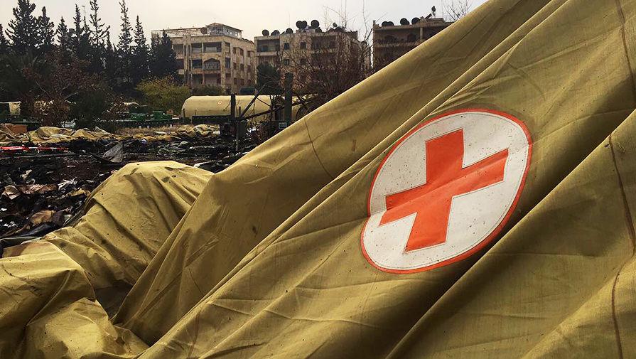 Медсестер из России убила мина оппозиции