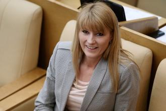 Первый заместитель председателя комитета Государственной думы РФ по международным делам Светлана Журова
