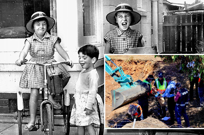 Дети Бомонт в 1965-м году