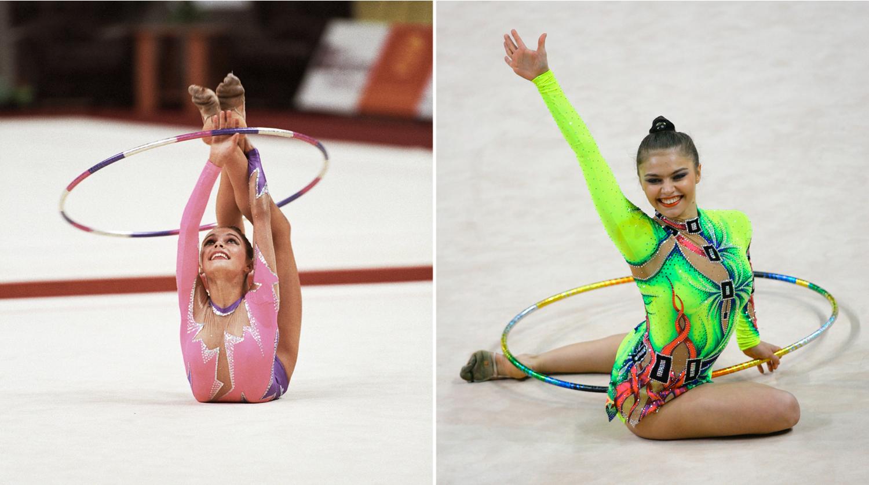 Иванова вика член молодежной сборной россии похудожественной гимнастике