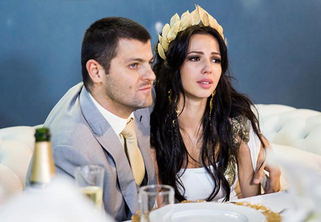 Российский хоккеист Александр Радулов и его бывшая жена Дарья Дмитриева
