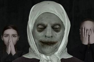 Кадр из клипа Ic3peak «Сказка» (2018)