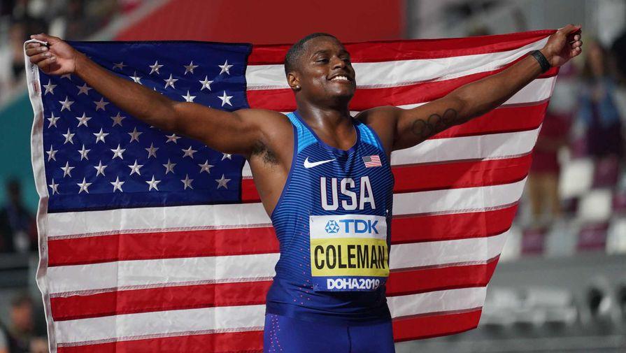 Чемпиону мира из США грозит дисквалификация за пропуск допинг-тестов
