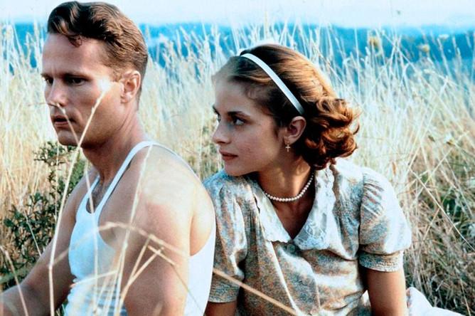 Настасья Кински и Джон Сэвэдж в фильме «Возлюбленные Марии» (1984)