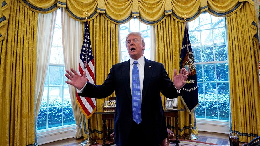 Трамп потребовал от Washington Post зарегистрироваться в качестве лоббиста