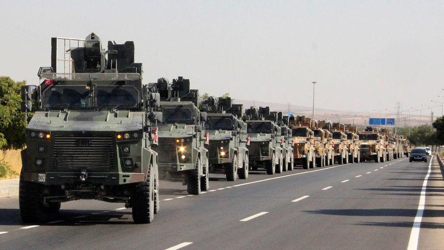 Вторжение в Сирию: как Турция воюет с курдами