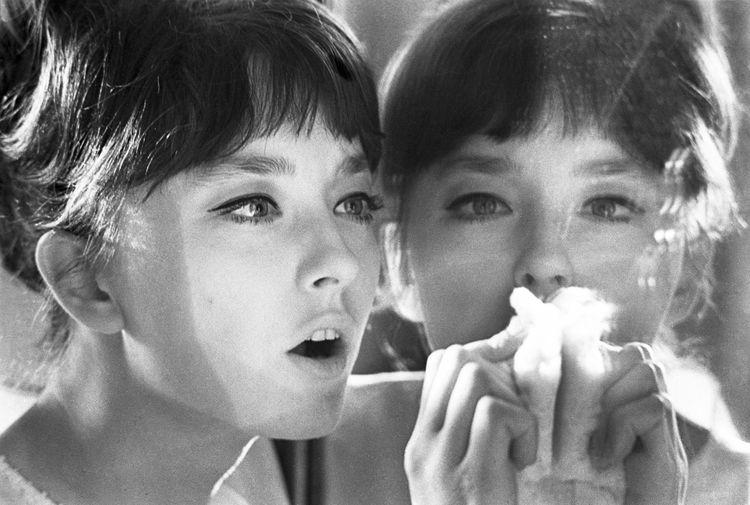 Актриса Анастасия Вертинская, 1960-е годы