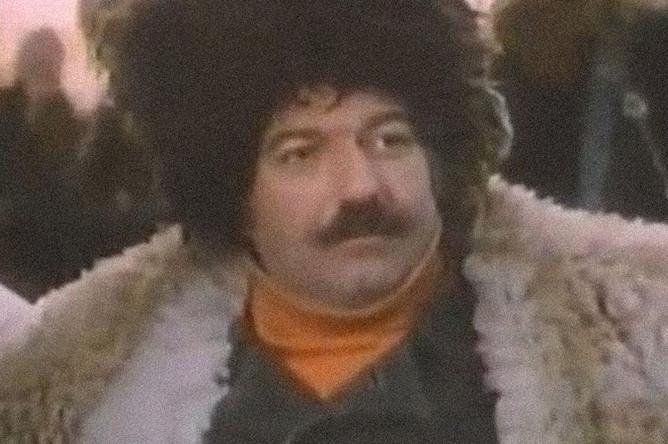 Баадур Цуладзе в фильме «Сибирский дед» (1973)