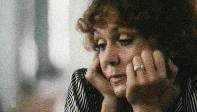 Алла Соколова в фильме «Случайный вальс» (1989)