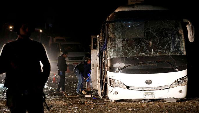 Взрыв в Египте: террористы ударили по туристам