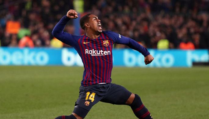Малком играл в «Барселоне» не слишком много, но временами был ярок