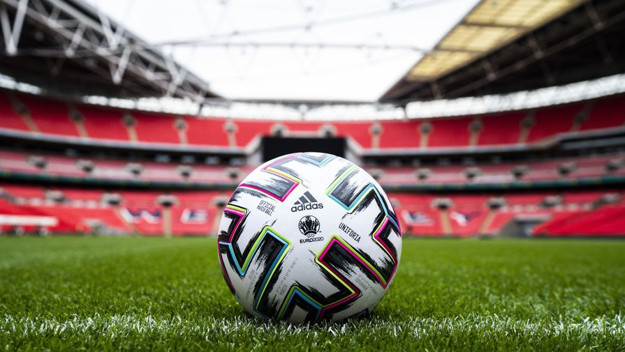 Официальный мяч финальной части Евро-2020
