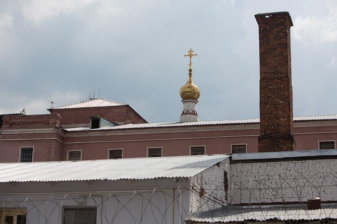 Владимирский централ (Т-2)- одна из семи тюрем для осужденных отбывать наказание в камерной системе