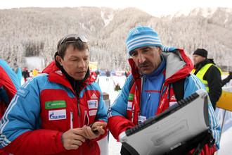 Виктор Майгуров не расстраивается результатам биатлонистов и верит в Ольгу Зайцеву