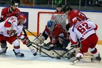 Второй матч сборной Латвии Россия проиграла