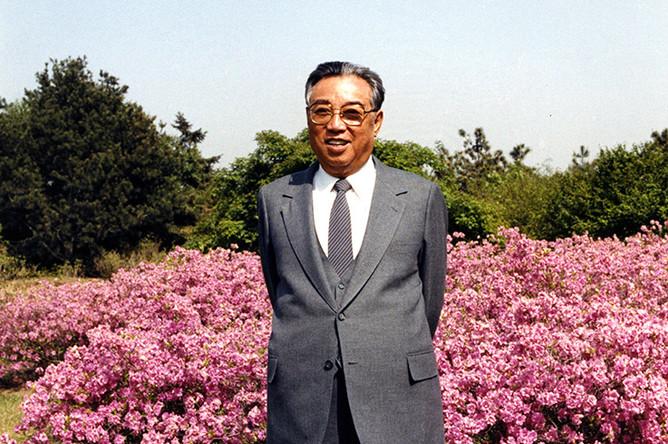 Ким Ир Сен, 1992 год