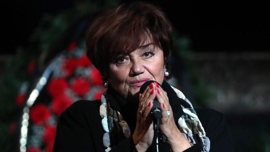 Тамаре Синявской понадобилась экстренная медицинская помощь