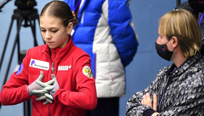 «К Тутберидзе возвращаются не просто так»: Трусова покинула группу Плющенко