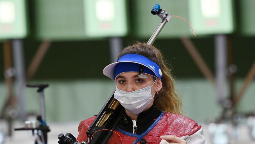 Россия завоевала серебро Олимпиады-2020 в первом же розыгрыше наград