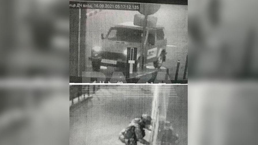 Неизвестный устроил взрыв в отделе полиции в Воронежской области